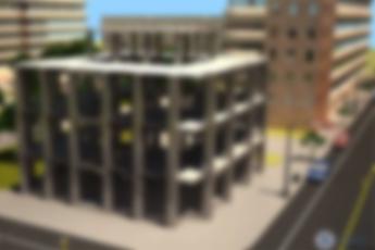 Earthquake animation