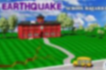 FEMA Earthquake School Hazard Hunt Game