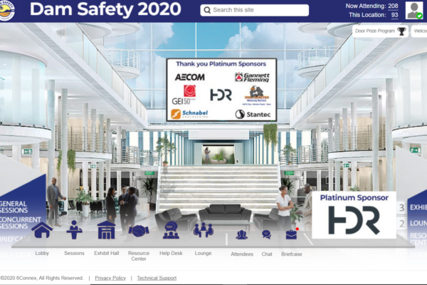 Association of State Dam Safety Officials 2020 Virtual Conference